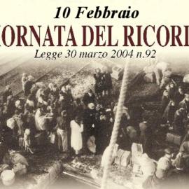 """10 Febbraio """"Giornata del Ricordo"""""""