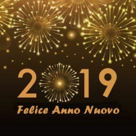 Buon Anno senza botti ……