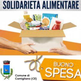 Buoni Spesa – Misure urgenti di Solidarietà Alimentare – Emergenza Covid-19