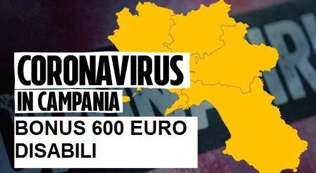 BONUS DI 600 EURO ALLE PERSONE E AI MINORI CON DISABILITÀ O AUTISMO