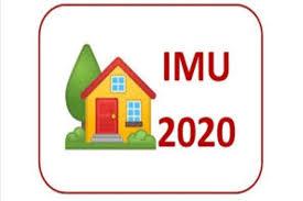 Avviso Nuova IMU 2020 – Acconto anno 2020  – scadenza 16 giugno 2020