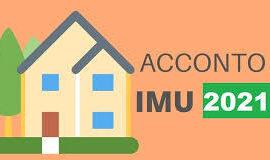 IMU 2021 – Scadenza Acconto 16 giugno 2021